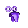 Pome.stl Download 3MF file VARITAS MALFOY Sale • 3D printing design, santuli700