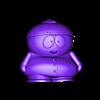 Cartman.stl Download free STL file South Park Crew • Template to 3D print, Zortrax