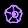 SmallWheeld6.stl Télécharger fichier STL gratuit Valve de la torche • Plan pour imprimante 3D, brunoschaefer41