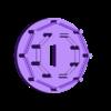 LH_hexa_optics_fixed_blau.stl Download free STL file Lighthouse • 3D printing template, jteix