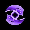 extractor_de_viruta_helice.stl Download free STL file helice adaptable a mandril de router bosch (cnc) • 3D printable object, saginau