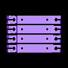 jmilYRodHolderfor8mmSmoothRods4off_fixed.stl Download free STL file Compact MendelMax Y-Rod Holders • 3D printer design, Bolog3D