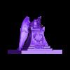 Angel_02.OBJ Download free OBJ file Angel Statue 2 3D Model • 3D printer template, DavidG7