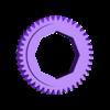 VenusGearIn42T.stl Télécharger fichier SCAD gratuit Planétarium mécanique • Plan pour impression 3D, Zippityboomba