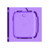 pocket_watch_pebble_time_part2.stl Download free STL file Pocket Watch for Pebble Time • 3D printing object, Vishell