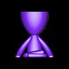104.STL Télécharger fichier STL gratuit JARRÓN MACETA ROBERT 104 - VASE POT DE FLEURS ROBERT 104 • Objet pour imprimante 3D, CREATIONSISHI
