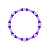 Rocket 3 corona.stl Download STL file Rocket King • 3D printer model, saulpintor