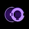 Tube_Cap_with_slot.stl Download STL file Hand Free Sanitizer Dispenser • 3D print object, Osprey