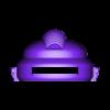 Breen_v3_part_7.stl Download free STL file Breen Helmet • 3D printer template, poblocki1982