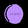 valvola-2.stl Télécharger fichier STL gratuit Valve expiratoire universelle pour les masques • Modèle pour imprimante 3D, faisca2000