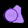 cache embrayage MBK51 v4.stl Télécharger fichier STL gratuit cache embrayage MBK 51 • Modèle pour imprimante 3D, Simonchantcliquet