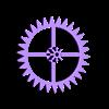 EscapeWheelRecoil.stl Download free STL file The First Clock • 3D print design, JacquesFavre