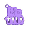 the_beatles2.stl Télécharger fichier STL gratuit le porte-clés des Beatles • Modèle imprimable en 3D, shuranikishin