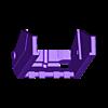 26_Drag_Body15_Spike2_GREY.stl Download STL file ARTICULATED DRAGONLORD (not Dragonzord) - NO SUPPORT • 3D printer model, Toymakr3D