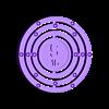016_-_Si_-_Sulfur.stl Download free STL file Atoms of carbon and sulfur • 3D printer design, Cults