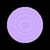 100mm-diameter-0.3mm-clearance-coaster.stl Télécharger fichier STL gratuit Un sous-verre avec une touche de fantaisie • Plan imprimable en 3D, the-lazy-engineer