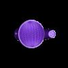 mic_2parts.obj Download free OBJ file Mic Test • Design to 3D print, Yipham
