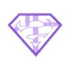 superman_protonik.stl Télécharger fichier STL gratuit Coupe-biscuits des super-héros x20 • Plan pour imprimante 3D, insua_lucas