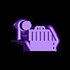 2GZ-GTE.stl Télécharger fichier STL gratuit Pack de variétés de moteurs Gaslands • Objet imprimable en 3D, Marcus_GT500