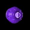 vase science fiction.stl Télécharger fichier STL X86 Mini vase collection  • Objet imprimable en 3D, motek