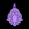 2.stl Download STL file Dogs • 3D printing object, GENNADI3313