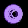 MarsGearOut56T.stl Télécharger fichier SCAD gratuit Planétarium mécanique • Plan pour impression 3D, Zippityboomba