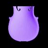 1-front-t.stl Download free STL file Violin • 3D print design, jteix