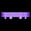 Track_Right.stl Télécharger fichier 3MF gratuit LIMACE MÉTALLIQUE - NOP-03 SARUBIE • Plan imprimable en 3D, FreeBug