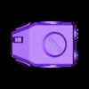 Pelvis_03_OliveGreen.stl Download STL file Heavy Gun Walker • 3D print design, Jwoong
