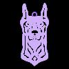 9.stl Download STL file Dogs • 3D printing object, GENNADI3313