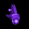 28_Drag_Waist1_Main_GREY.stl Download STL file ARTICULATED DRAGONLORD (not Dragonzord) - NO SUPPORT • 3D printer model, Toymakr3D