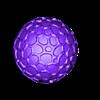 Deco_Pleine_Voronoi.stl Download free STL file Pro Power 4 3D • 3D printing object, montaudoneliot