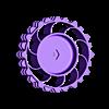 wheel_right.stl Download free STL file parametric R/C Car Wheel • 3D print object, Reneton