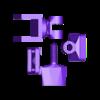 ender_clip_raspicam_mt_w_filt_slot.stl Télécharger fichier STL gratuit Monture Raspicam avec fente de filtrage pour Ender 5 • Plan à imprimer en 3D, lysithea81
