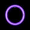6-branches_stand-(optional).stl Télécharger fichier STL gratuit Pot de fleur à suspendre en forme de goutte • Modèle à imprimer en 3D, r0nflex