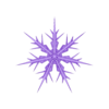 Snowflake_3.stl Download free STL file Snowflakes • 3D printable template, poblocki1982