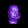 vaderhead.stl Download free STL file Darth Vader Face Reveal • 3D printing design, Chanrasp