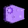 Armoured turret.stl Télécharger fichier STL Ork Tank / Canon d'assaut 28mm optimisé pour FDM Printing • Modèle pour imprimante 3D, redstarkits