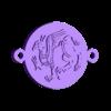 Griffin-l.stl Télécharger fichier STL gratuit Amulette magique pour un magicien ou un mage • Modèle pour imprimante 3D, plokr