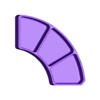 esun_divider_third_heigh_2.stl Download free STL file Spool Drawer Divider V2 • 3D printer model, jimjax