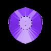 MASCARILLA BEND 23032020.stl Télécharger fichier STL gratuit TPU MASK MASK - Imprimante 3D BCN3D sigma R19 double extrudeuses • Objet imprimable en 3D, carleslluisar
