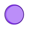 InnerShellTop-Cap.stl Download free STL file Super Smash Brothers Amiibo Capsule • Template to 3D print, Make-Do