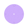 reloj2_zebra_jokr1_fixed.stl Télécharger fichier STL gratuit Joker Reloj • Design à imprimer en 3D, 3dlito