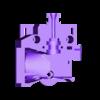 BMG_for_X5S_Base.stl Télécharger fichier STL gratuit BMG + E3D v6 Direct pour Tronxy X5S • Objet imprimable en 3D, EchoDelta