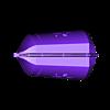 NewLampShade_AC_V2.stl Download free STL file Airbus Inspired Aviation Lamp - Remix • 3D printing design, FreeBug