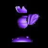 Horsea-2-cream.stl Télécharger fichier STL gratuit Horsea Pokemon (Multicolore) • Plan à imprimer en 3D, DanySanchez