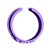 anillo love 21 abierto hendidura 2.stl Télécharger fichier STL gratuit Anillo / Ring Love • Design pour impression 3D, amg3D