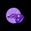 BP Skel Sw Sh Fixed.stl Download STL file Boneplate Horrors (Batch 1) • 3D printer model, Ellie_Valkyrie