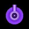 FruitFlyTrapforSodaBottleWallmount.stl Télécharger fichier STL gratuit Piège à mouches des fruits pour bouteille de soda • Plan à imprimer en 3D, MatsErik