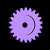 Engranaje_2.0.stl Télécharger fichier STL gratuit Distributeur automatique de gel Remix • Plan à imprimer en 3D, maxine95